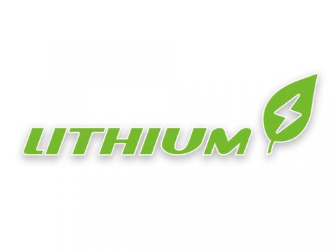 Litium batteri-drevet