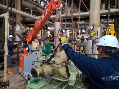 Oljeindustri, kjemisk industri, gruvedrift, forsvaret