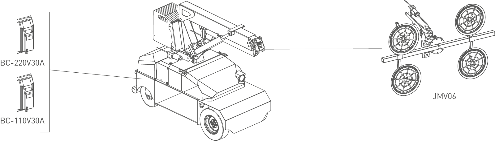 MPK06-crane-options