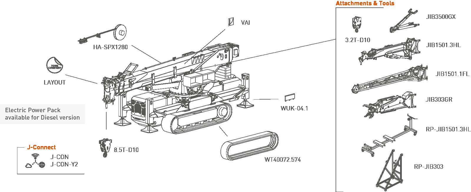 SPX1280-crane-options