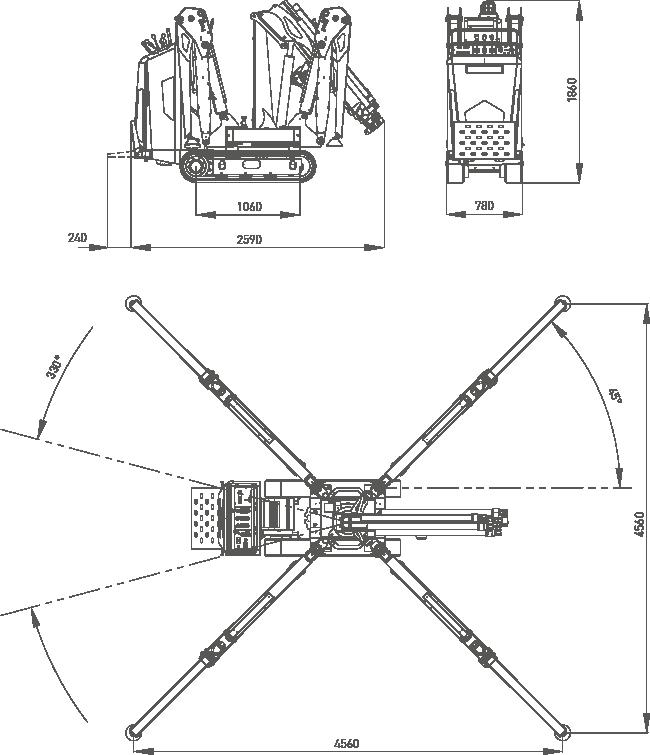 jekko-jf40-dimensions