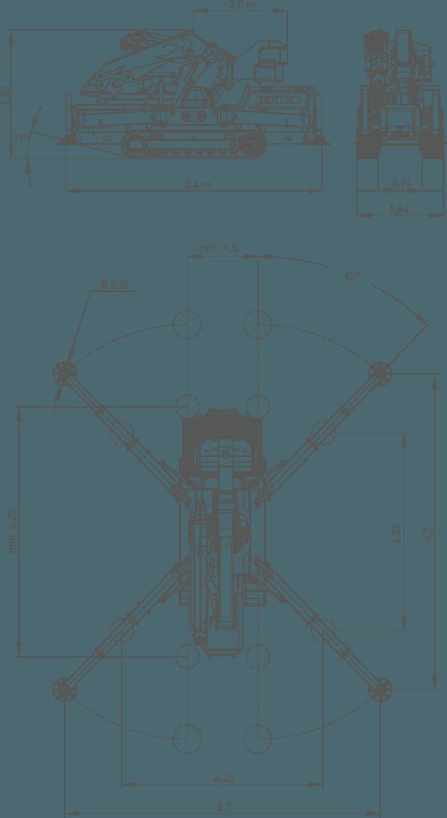 jekko-jf545-dimensions